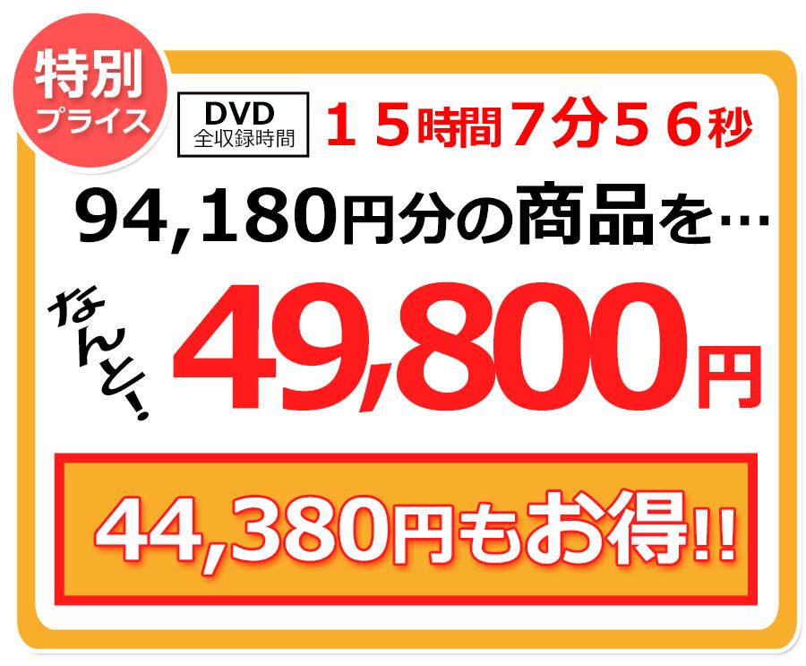 全身指圧マッサージDVDコンプリートパッケージ セットでお得!!